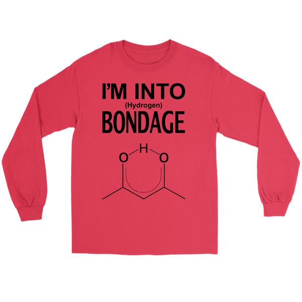 GearLogic - Science Jewelry & Science Shirts | Into Bondage Long Tee