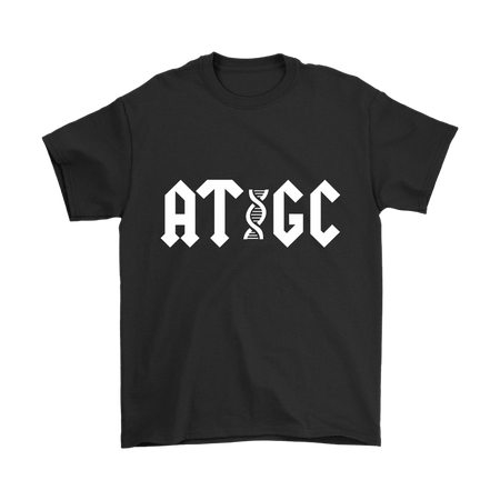 ACDC ATGC Science Long Tee
