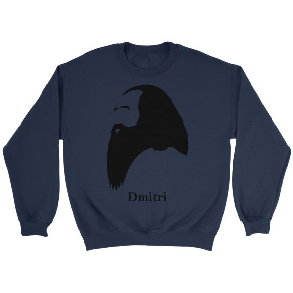GearLogic - Science Jewelry & Science Shirts | Dmitri Mandaleev Silhouette Sweatshirt