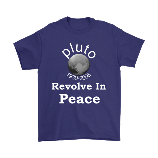 GearLogic - Science Jewelry & Science Shirts | Pluto 1930-2006 T-Shirt