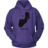 GearLogic - Science Jewelry & Science Shirts | Darwin Silhouette Hoodie