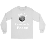 GearLogic - Science Jewelry & Science Shirts | Pluto 1930-2006 Long Tee