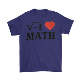 GearLogic - Science Jewelry & Science Shirts | i ♥ Math T-Shirt