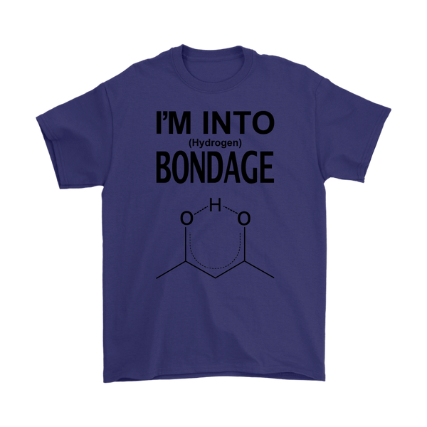 GearLogic - Science Jewelry & Science Shirts | Into Bondage T-Shirt