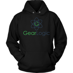 GearLogic - Science Jewelry & Science Shirts | GearLogic logo Hoodie