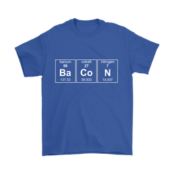 GearLogic - Science Jewelry & Science Shirts | Bacon Chemistry T-Shirt