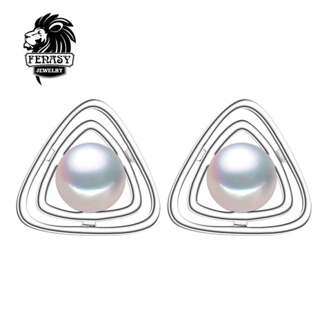 bc18af93d0aa z FENASY Punk pearl earrings for women