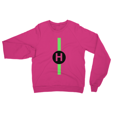 NEON H Sweatshirt (alternate)