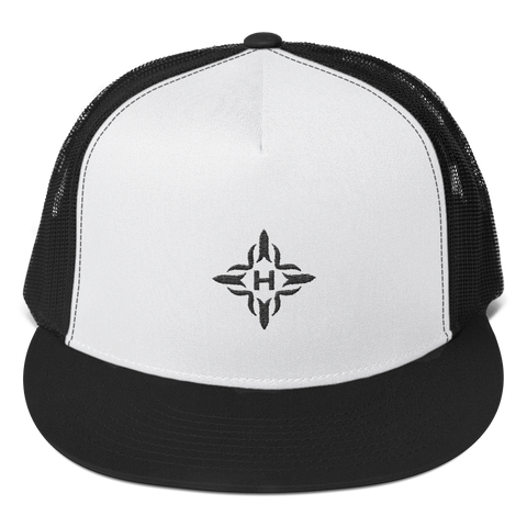 REGAL H Alternate Trucker Hat
