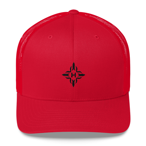 REGAL H Trucker Hat (alternate)