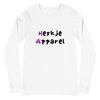 Image of HESKJE Custom Long Sleeve Tee