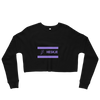 Image of BOLT Crop Sweatshirt