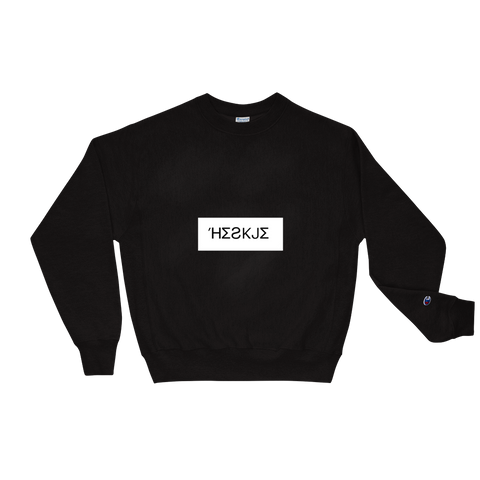 BOX LOGO Champion Sweatshirt