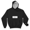 Image of BOX LOGO Champion Hoodie