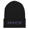 Image of OLD ENGLISH Beanie