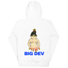 Image of BIG DEV Hoodie (blue)