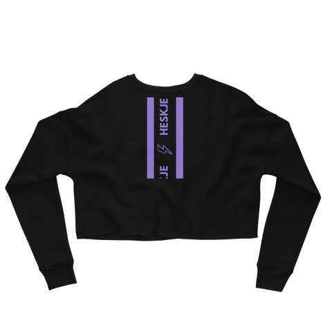 BOLT Crop Sweatshirt