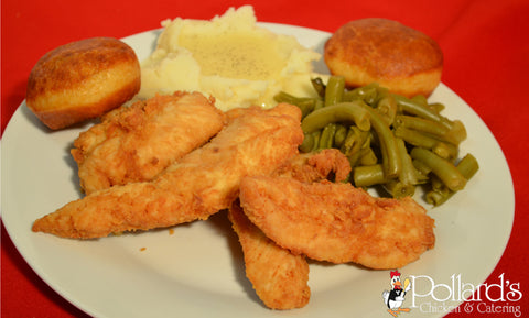 Chicken Tender Dinner