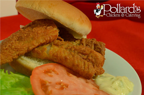 Fish Fillet Sandwich Combo