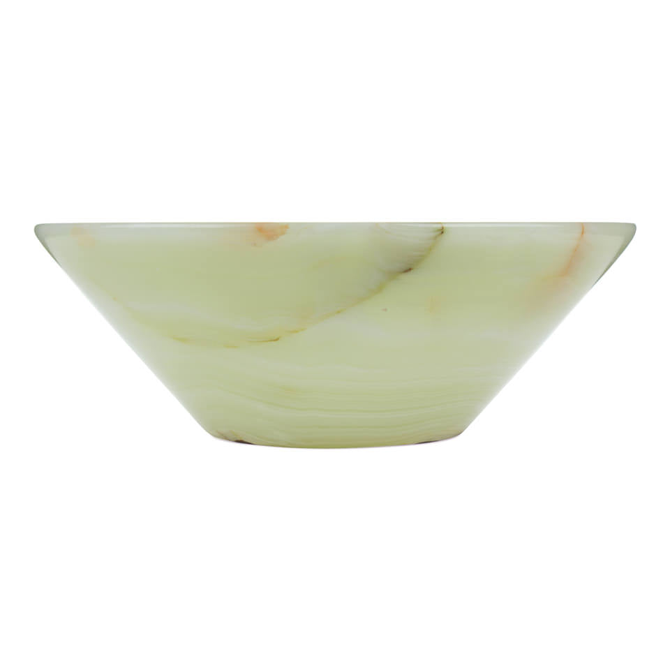 Vector Green Oyster Onyx Vessel Sink