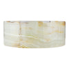 Drum Honey Onyx Vessel Sink