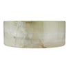 Drum Vanilla Onyx Vessel Sink