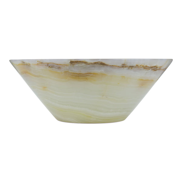 Honey Onyx - Vector Vessel Sink