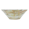 Vector Honey Onyx Vessel Sink