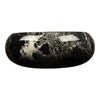 Halo Black Zebra Marble Vessel Sink