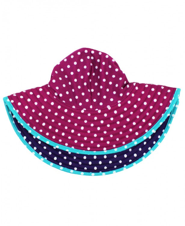 27db51b4437 Pink Seersucker Swim Hat – Bubblegum Betties Boutique