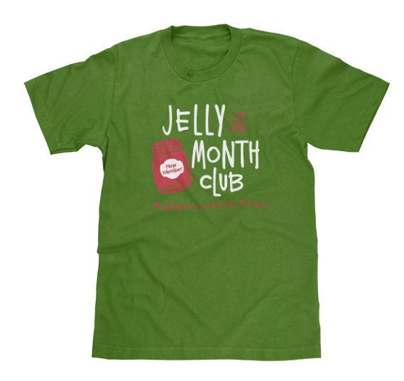 jelly of the month club tee - Jelly Of The Month Club Christmas Vacation