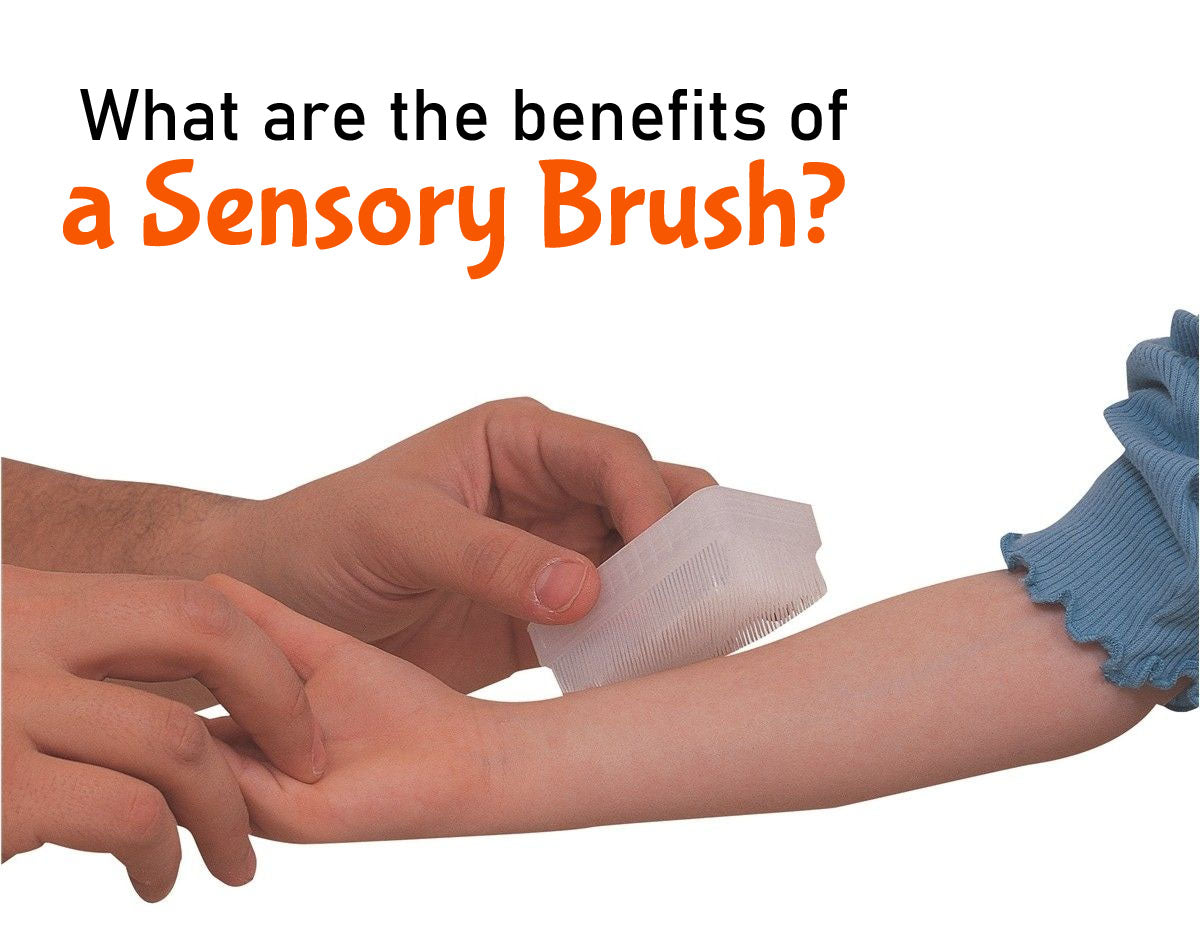 Sensory Brushing Therapy For Children With Autism
