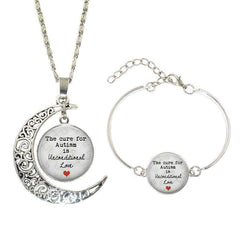 The Cure For Autism Is Unconditional Love Gift Set