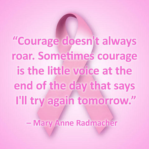 inspiring breast cancer quote 1