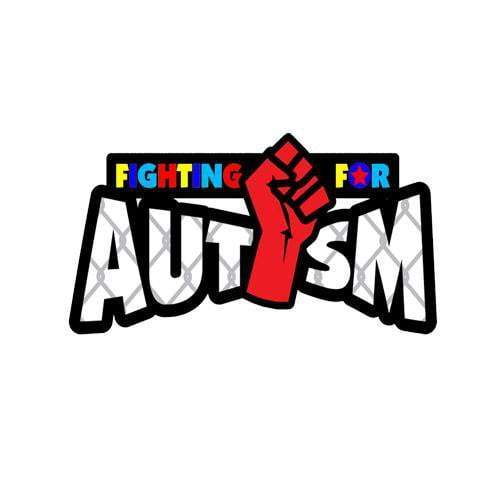 Iron On Autism Awareness Patch - Fight For Autism The Awareness Expo Autism