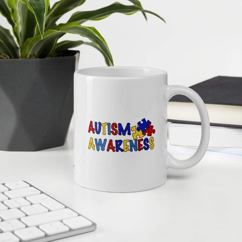 Autism Awareness Coffee Mug The Awareness Expo Autism