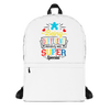 Being Different Makes Me Super Special Autism Awareness Backpack The Awareness Expo Autism