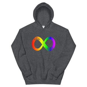 Infinity Autism Acceptance Hoodie The Awareness Expo Autism