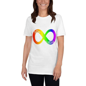 Infinity Autism Acceptance T Shirt The Awareness Expo Autism