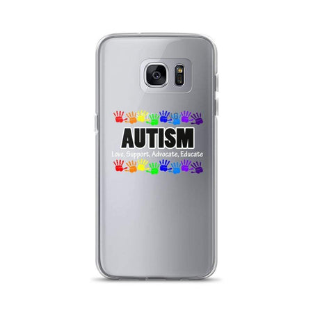 Autism Love, Support, Advocate, Educate Samsung Case The Awareness Expo Autism