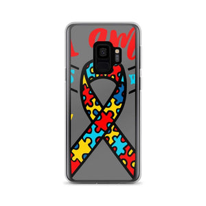 I Am His Voice Autism Samsung Case The Awareness Expo Autism