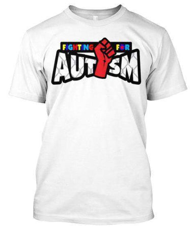 Fighting For Autism T Shirt The Awareness Expo Autism