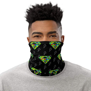 Autism Superhero Neck Gaiter The Awareness Expo