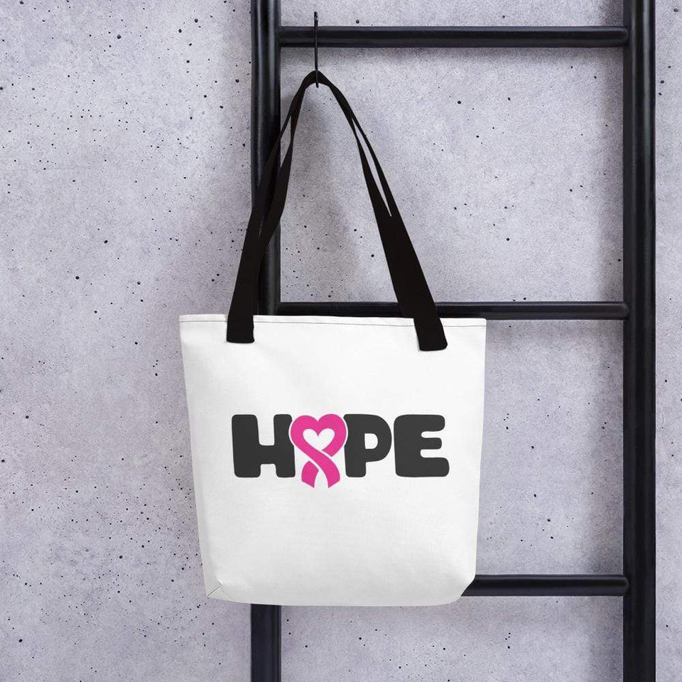 """Hope"" Breast Cancer Handbag The Awareness Expo Breast Cancer"