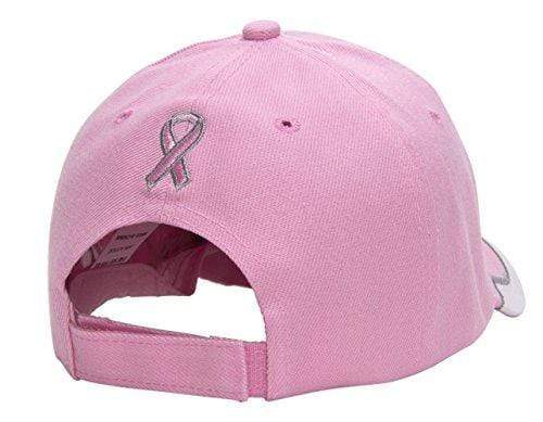 Pink Ribbon Hat- Breast Cancer Awareness awareness-expo Breast Cancer
