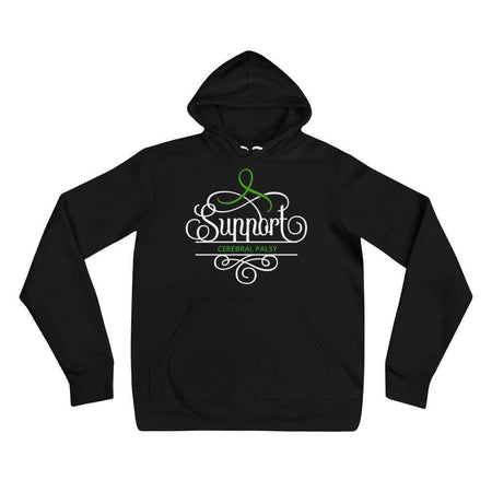 """Support"" Cerebral Palsy Hoodie The Awareness Expo Cerebral Palsy"