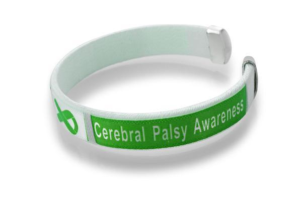 Cerebral Palsy Awareness Bangle Bracelet The Awareness Expo Cerebral Palsy