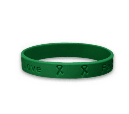 Cerebral Palsy Awareness Silicone Bracelet The Awareness Expo Cerebral Palsy