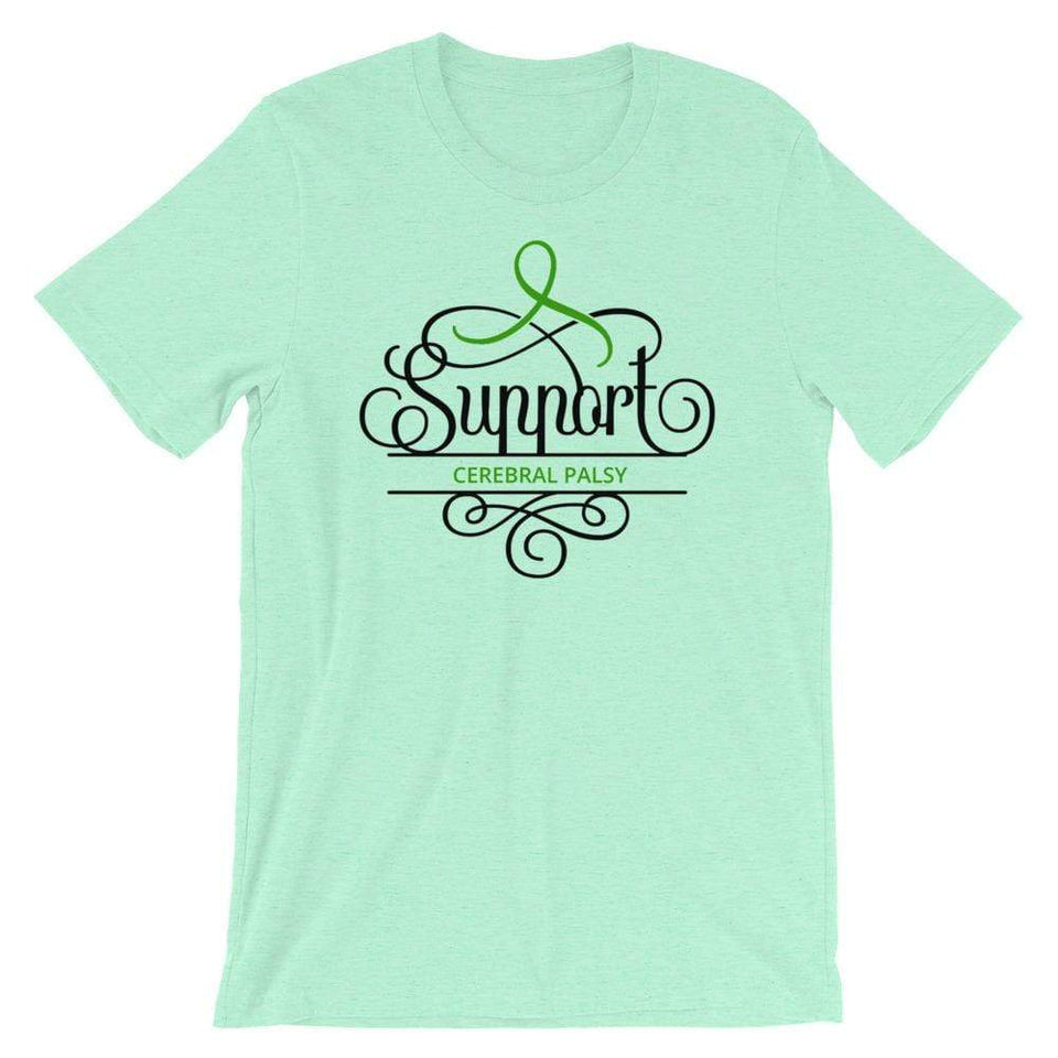 Support Cerebral Palsy T-Shirt The Awareness Expo Cerebral Palsy