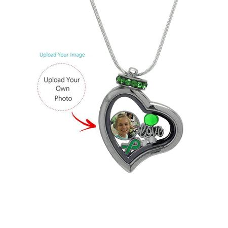 Personalized Cerebral Palsy Awareness Love Locket The Awareness Expo Cerebral Palsy